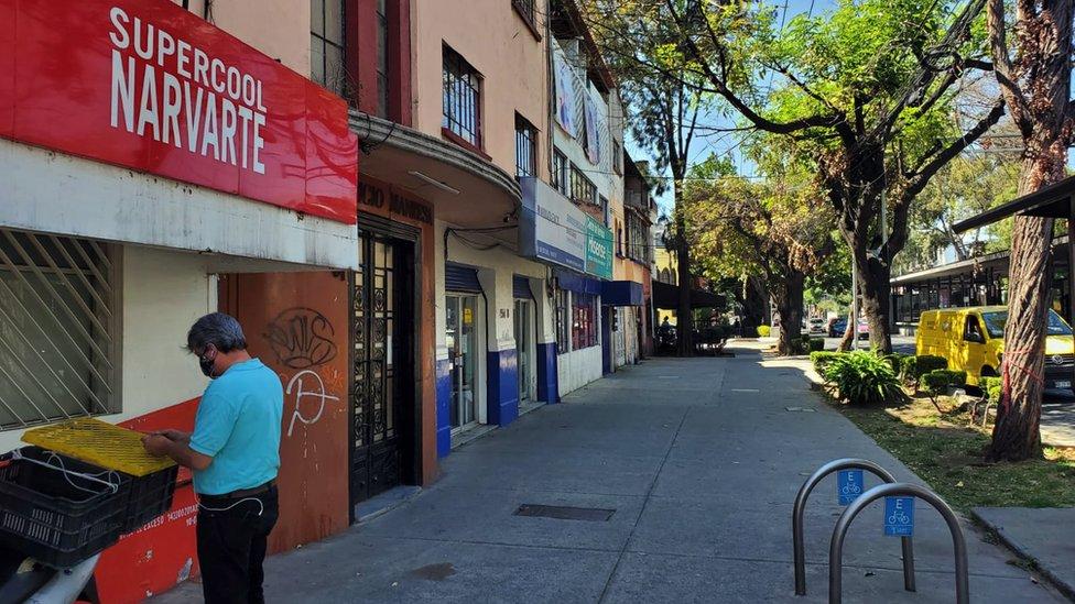 Calle de Narvarte