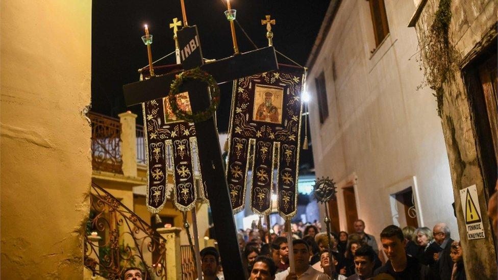 Uskrs u pravoslavnoj Grčkoj