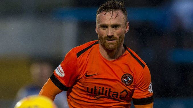 Craig Curran happy to cross Dundee divide after 'easy decision' to leave Tannadice