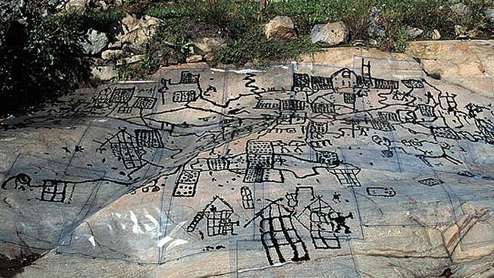 Mapa de Bedolina