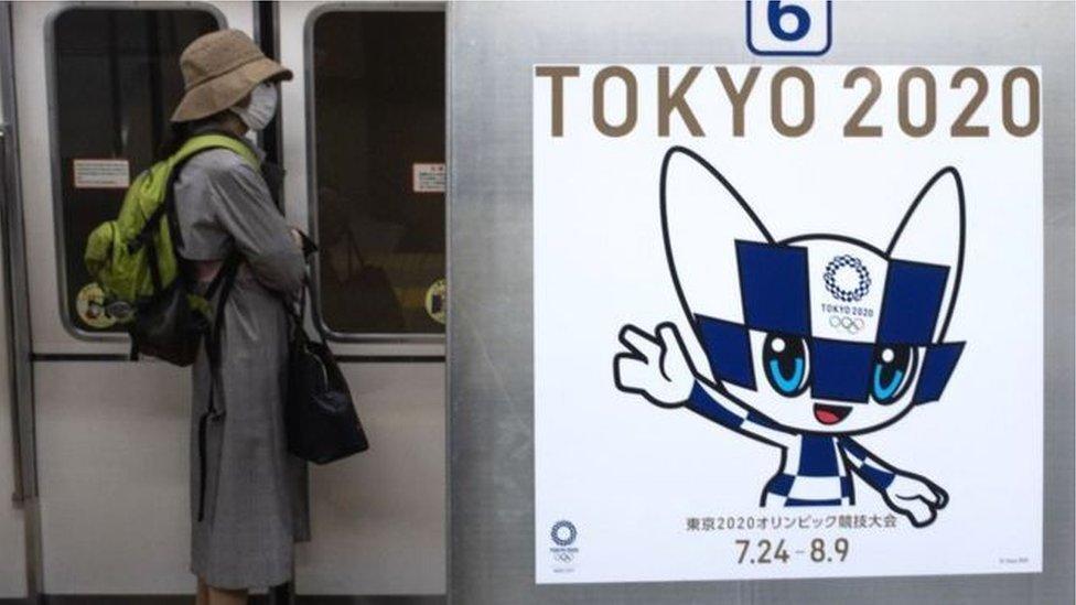 2020東京奧運將在明年7月23日開幕(Credit: Getty Images)