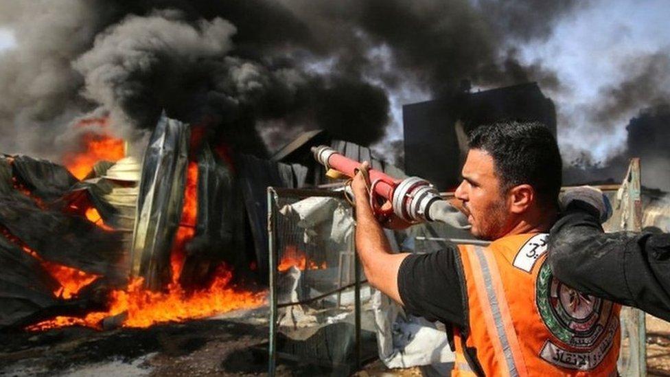Израиль и сектор Газа: главной целью израильских ударов стали тайные туннели ХАМАС