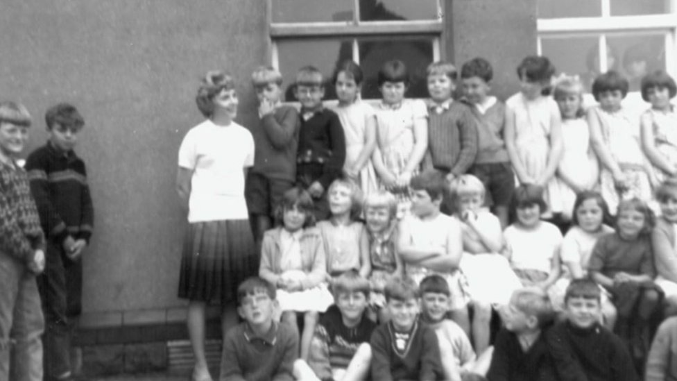 Teacher who led Aberfan pupils to safety dies, aged 75