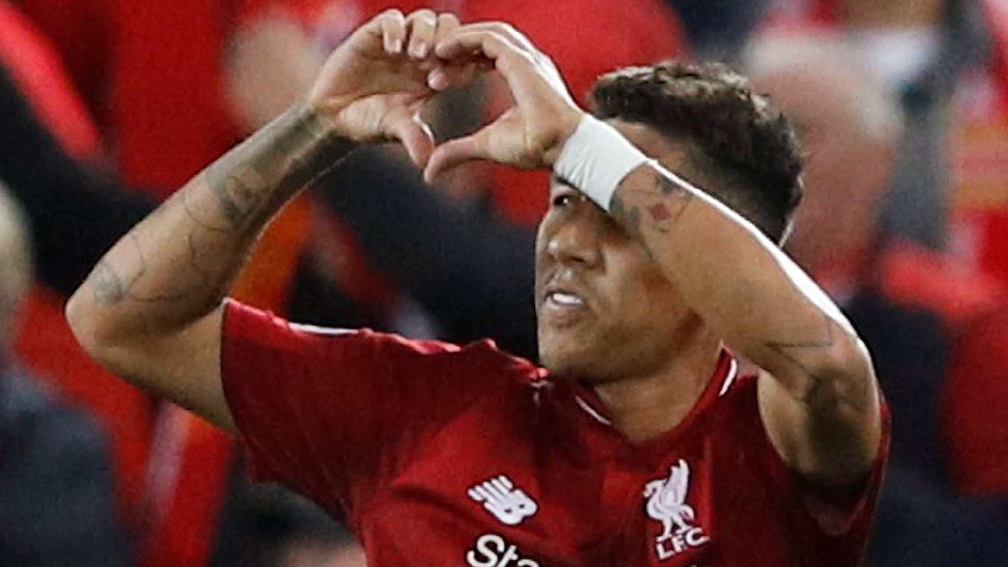 Late Firmino strike sees Liverpool win five-goal thriller with PSG