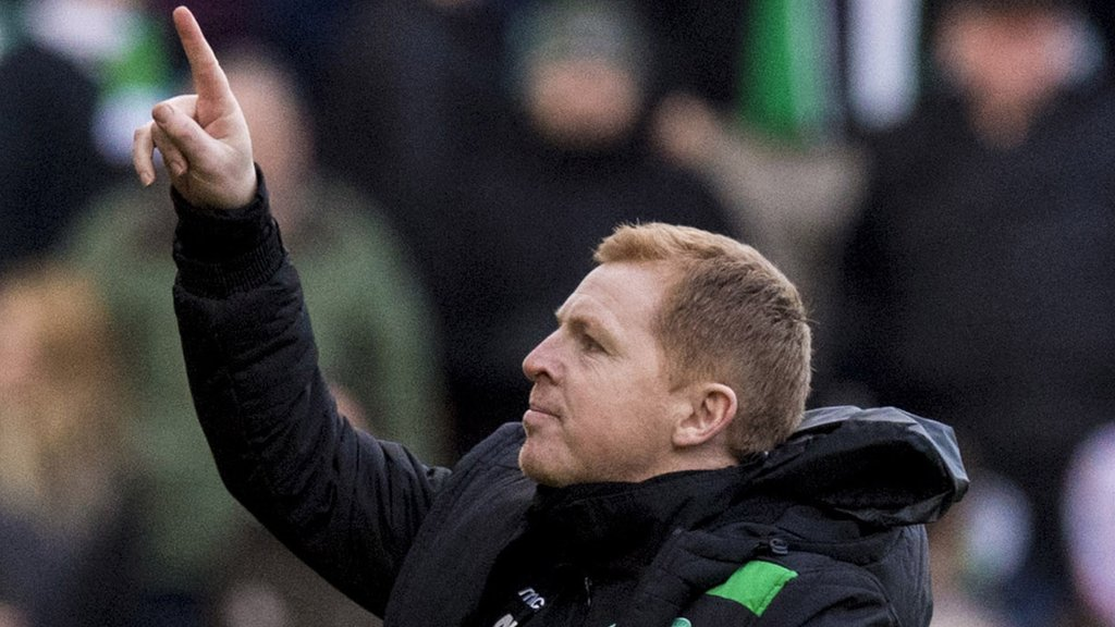 Hibs have 'mojo' back, says Lennon after 2-0 defeat of Celtic