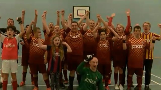 Bradford Disability Football Club