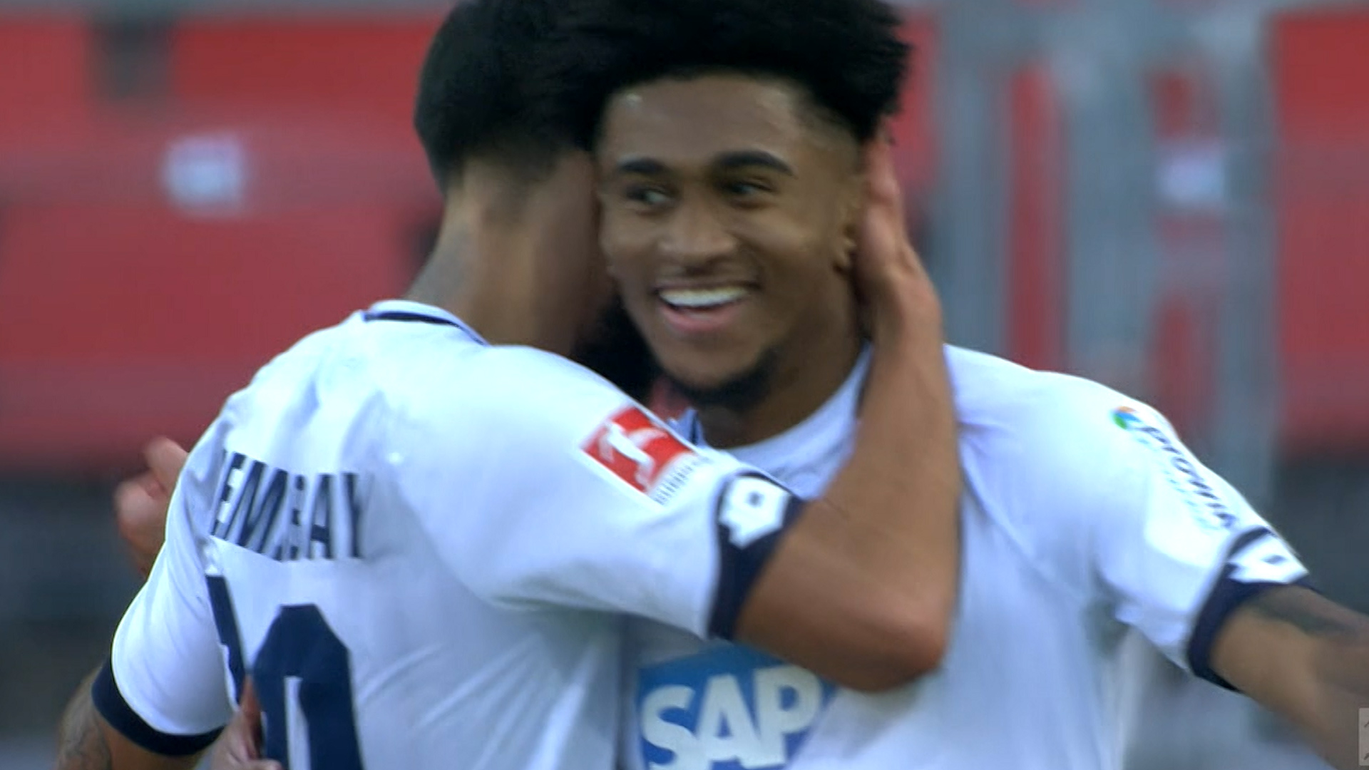 Bundesliga: England under-21 star Reiss Nelson scores twice for Hoffenheim