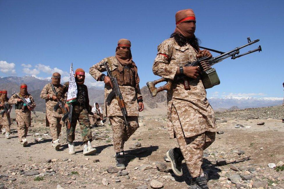 Talibanski borci