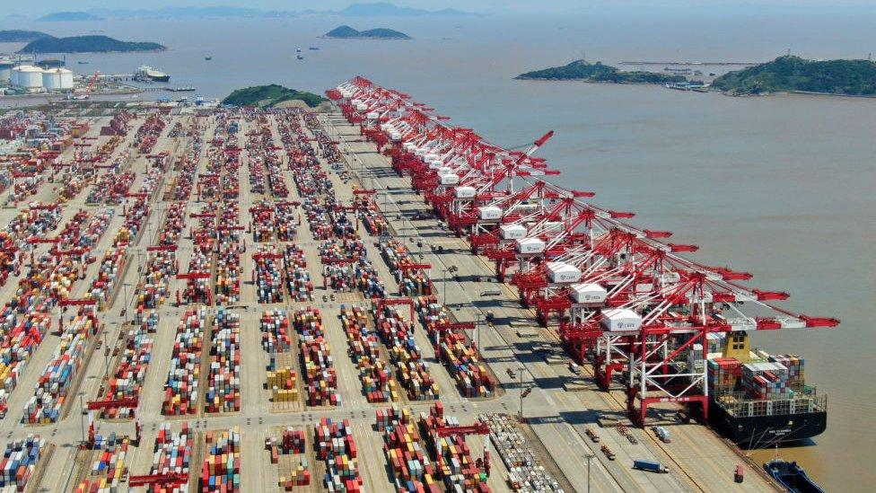 浙江地處長三角地區,寧波是中國重要的港口城市。