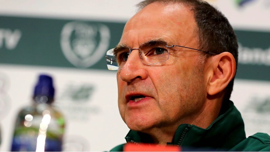 Nations League: Republic need to 'get on front foot' against Wales - Martin O'Neill