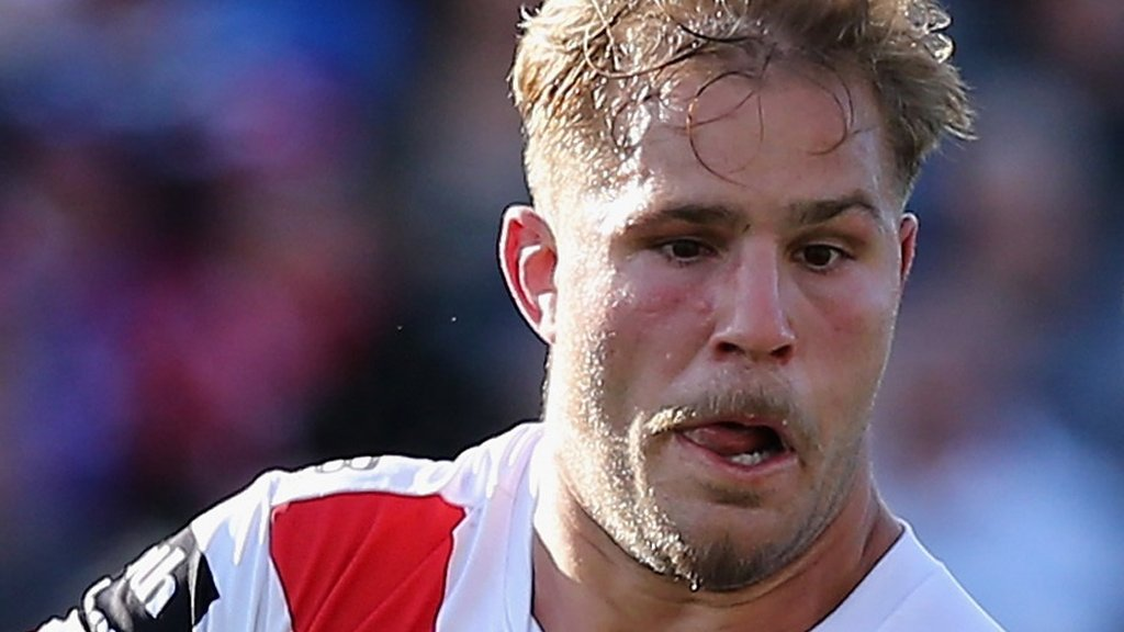 Jack de Belin: NRL player charged with sexual assault
