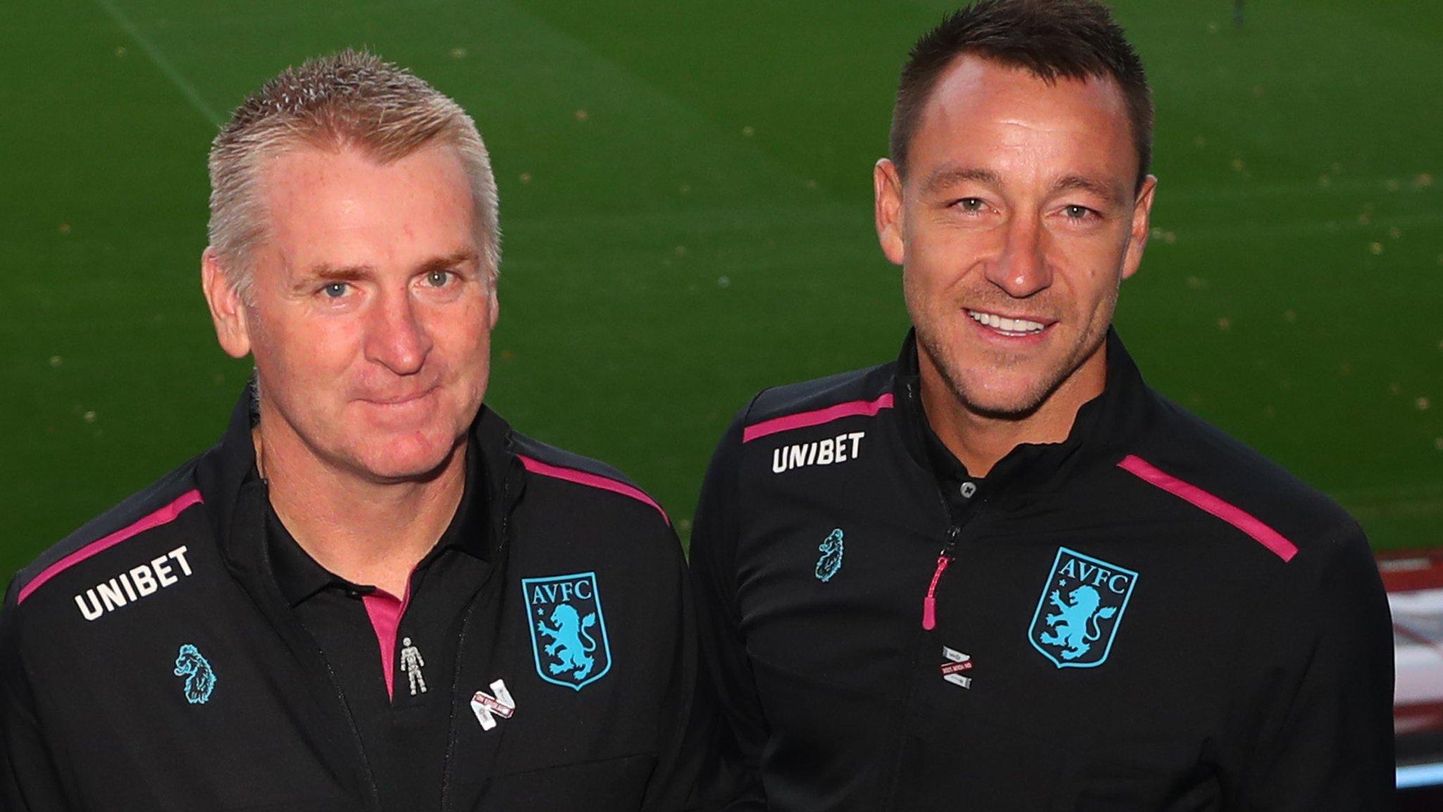 Graham Potter: Swansea City boss expects 'tough' trip at revived Villa