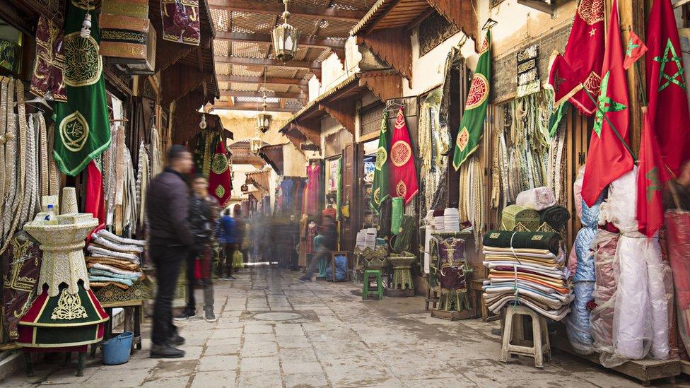 Fez di Maroko
