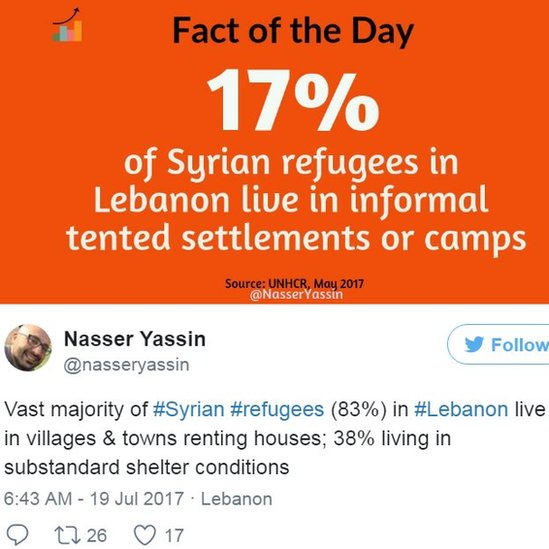 Screen grab of tweet by @nasseryassin