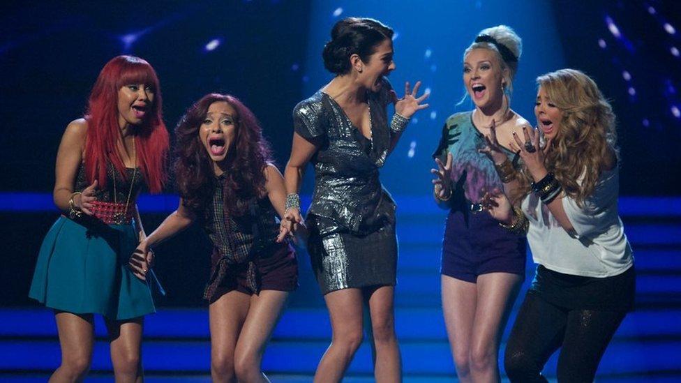Little Mix win X Factor