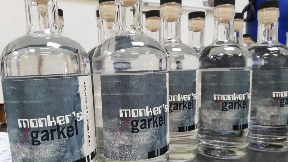 Monker's Garkel