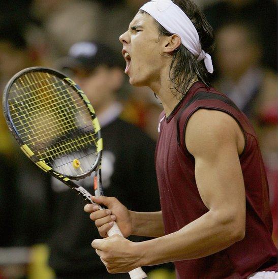 La carrera de Rafael Nadal siempre ha estado vinculada a la Copa David, como con su primer triunfo en 2004, pero el tenista español es consciente de la necesidad de un cambio.