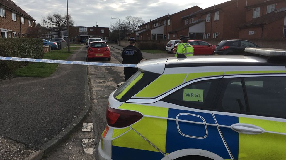 Corringham stabbing: young children witnessed attack