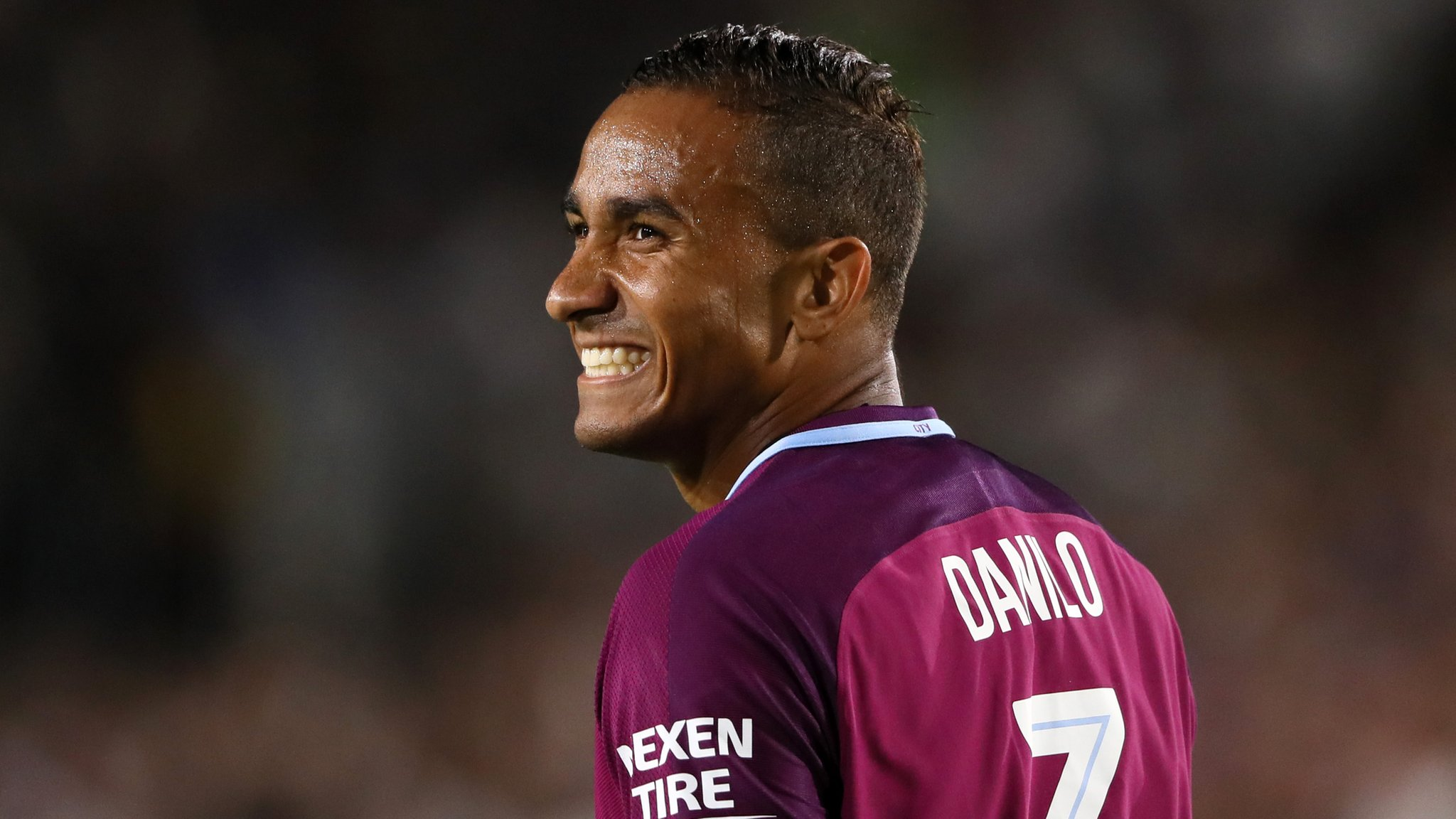 Oxford United v Manchester City: Danilo in line for City return