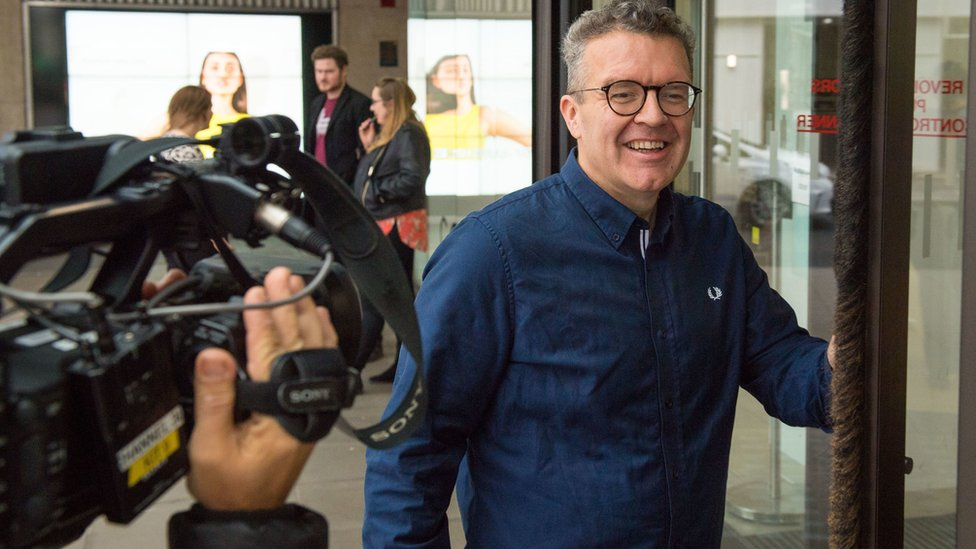 Brexit: Labour 'must listen' to members on new vote, says Tom Watson
