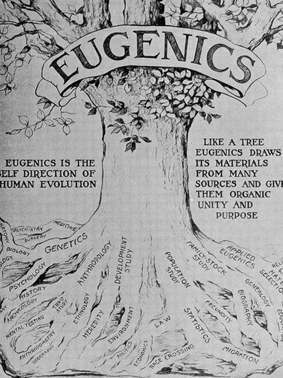 Poster de eugenesia