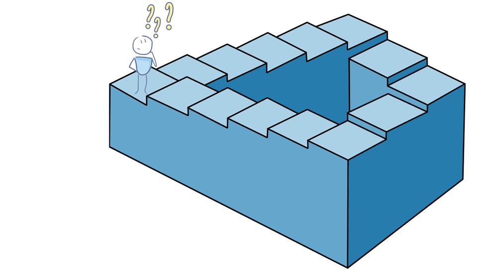A Escada de Penrose