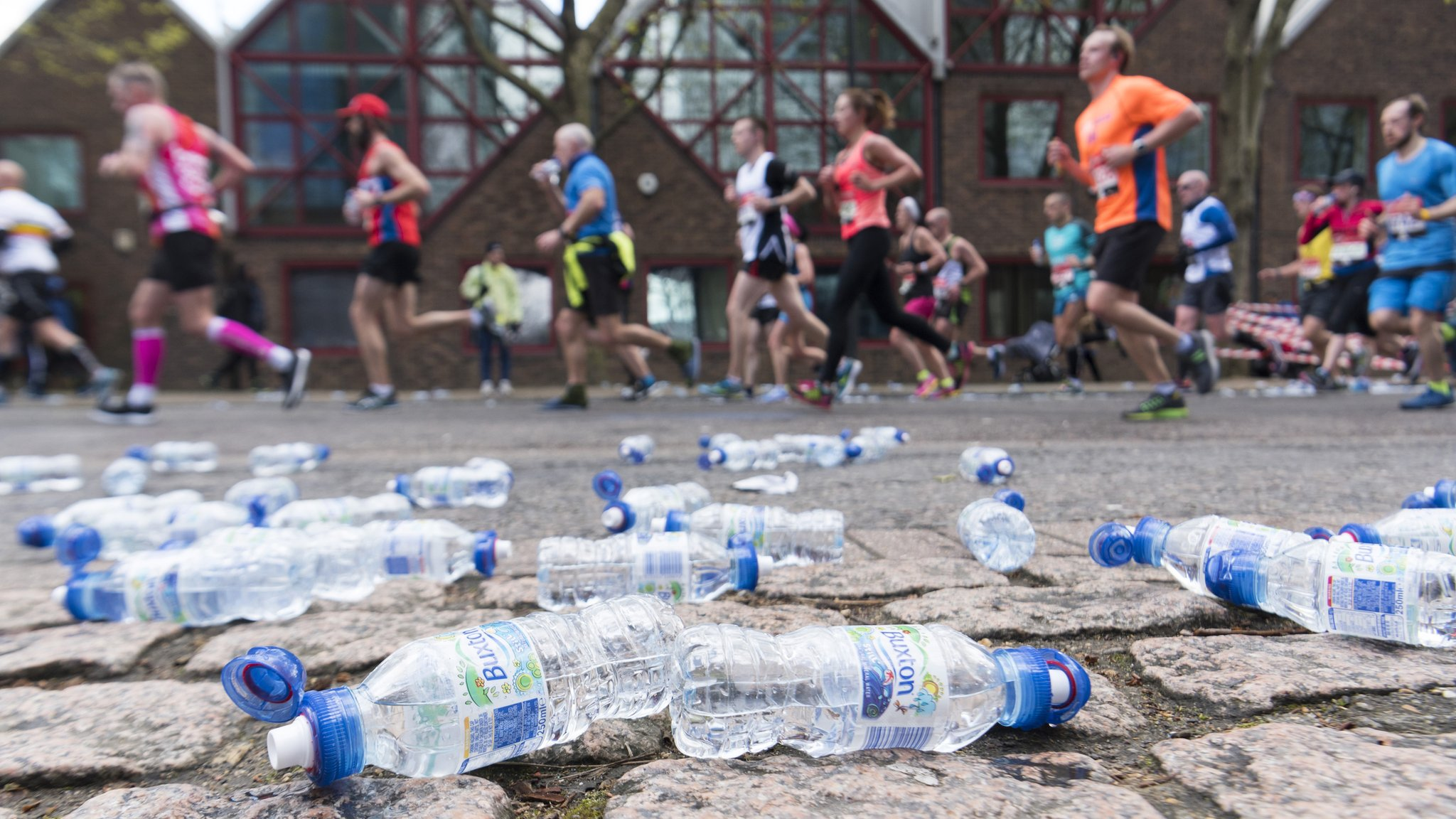 London Marathon: How do you reduce the environmental impact?