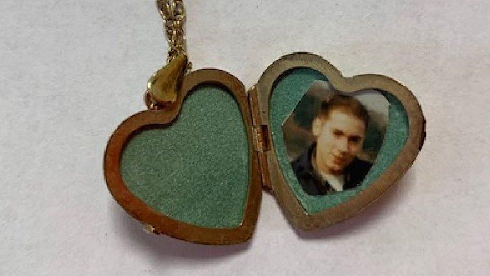 Locket photo 'key to Peterborough thefts'