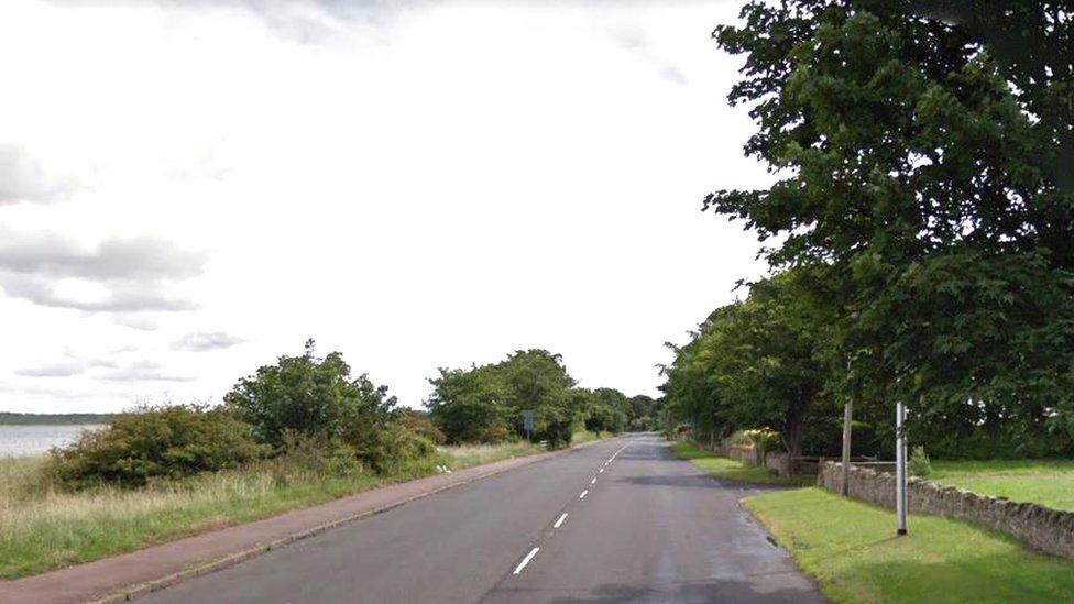 Motorcyclist dies after crash near Prestonpans holiday park