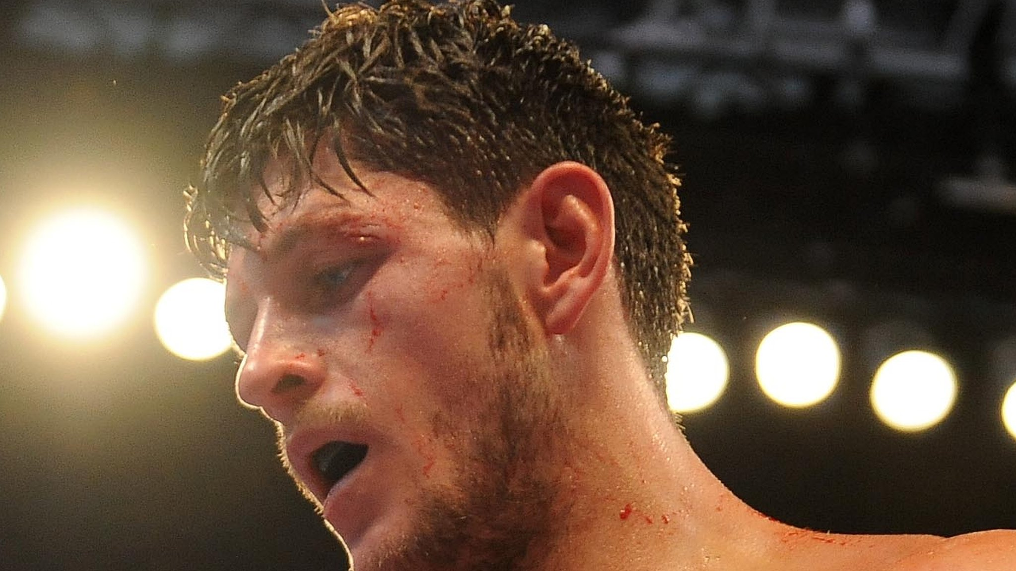 Jamie McDonnell v Naoya Inoue: British fighter loses title in first-round stoppage