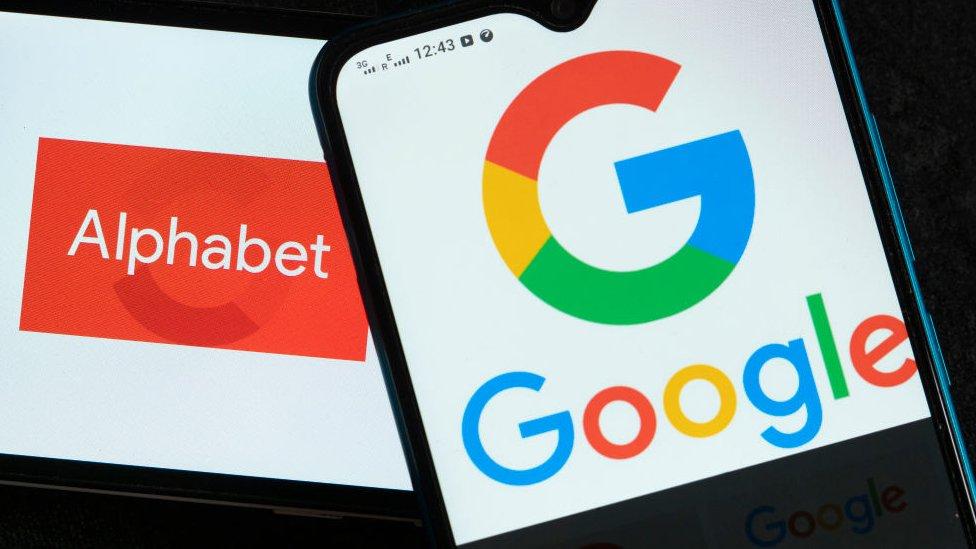 Alphabet y Google
