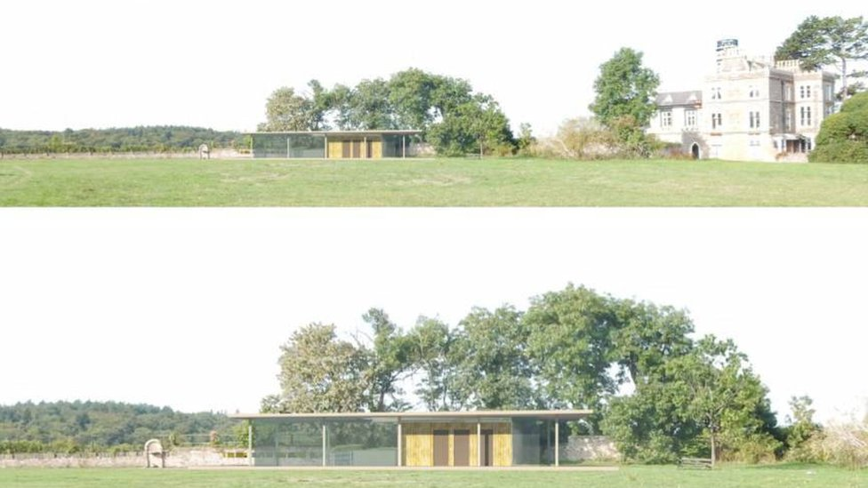 Cafe plan for Bristol Downs toilet block approved
