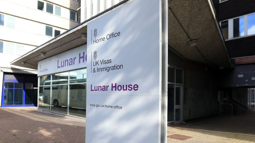 Lunar House