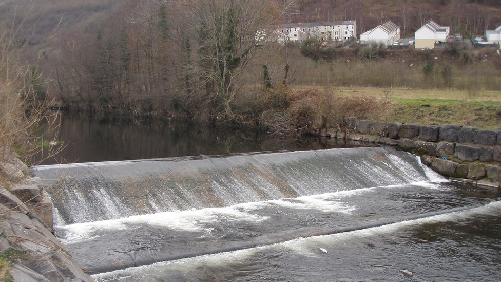 Merthyr weir to be altered to boost fish numbers in River Taff