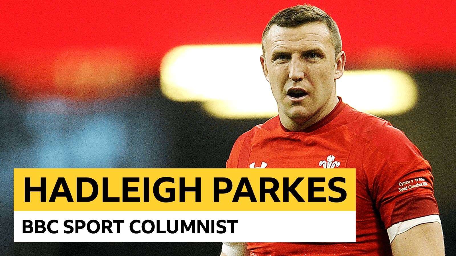 'There's more of an edge to this one against England' - Hadleigh Parkes column