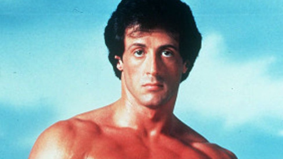 Sylvester Stallone como Rocky (Foto: United Artists)