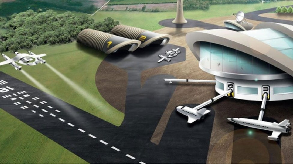 First spaceport will not be in Snowdonia
