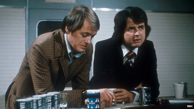 James Bolam & Rodney Bewes