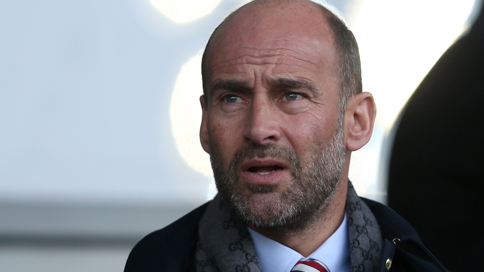Martin Bain: Sunderland chief executive leaves as club scrap position