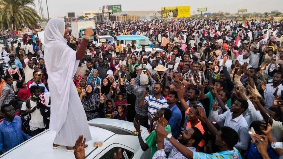 How fake news from Sudan's regime backfired