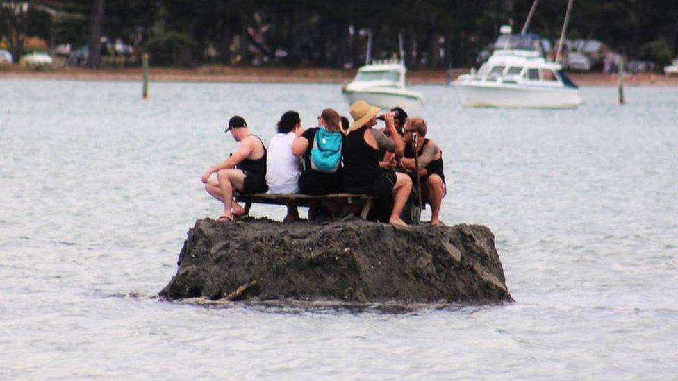 Veštačko ostrvo