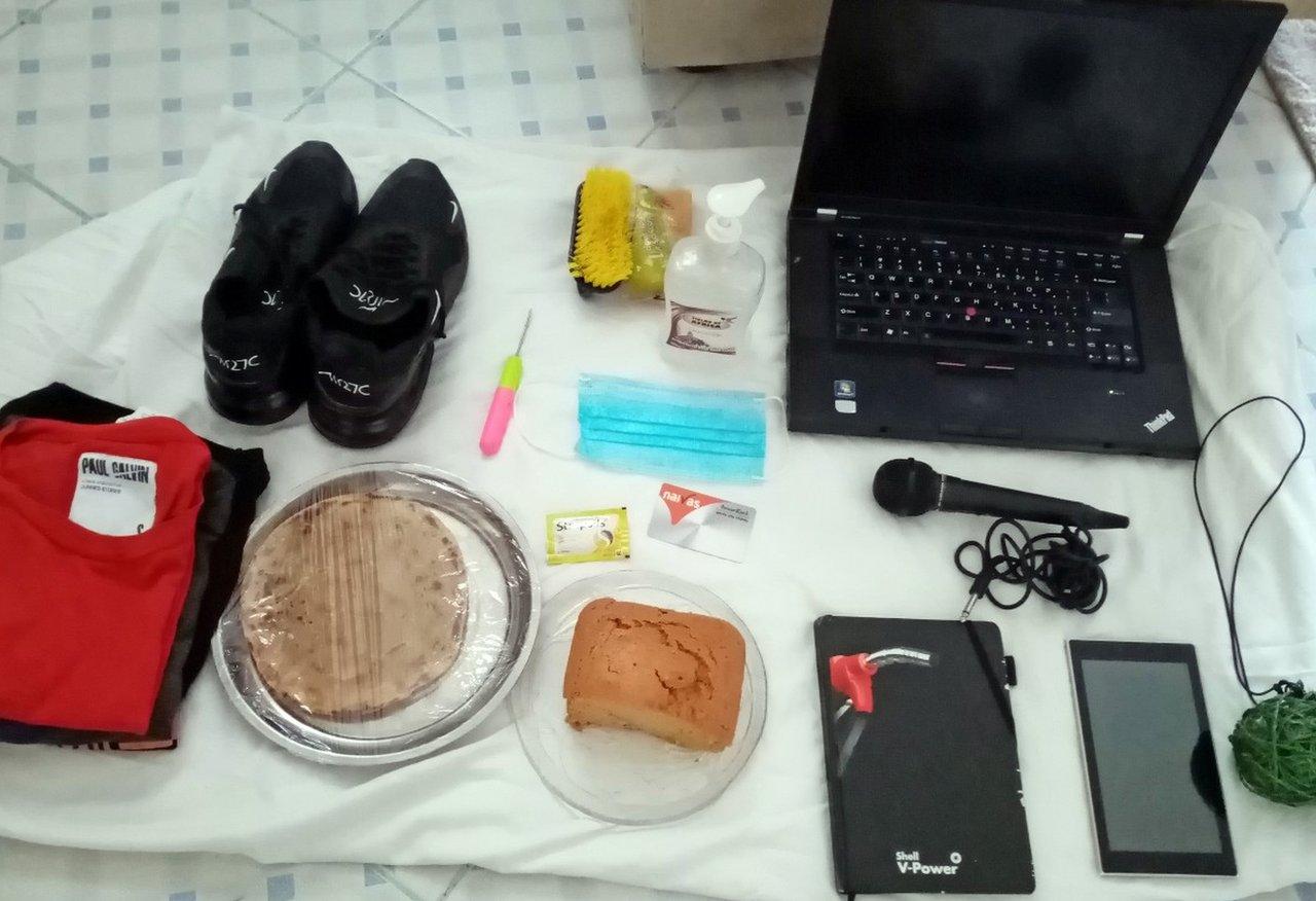 Lockdown essentials by Lydia, Kenya