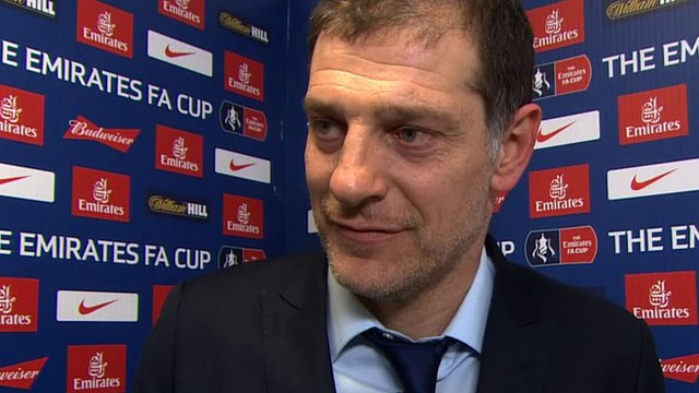 FA Cup 2016: West Ham 2-1 Liverpool - Game will go down in history - Bilic