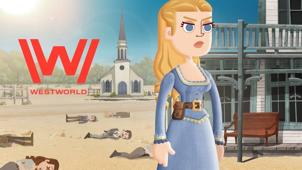 Westworld game hit by Bethesda legal claim