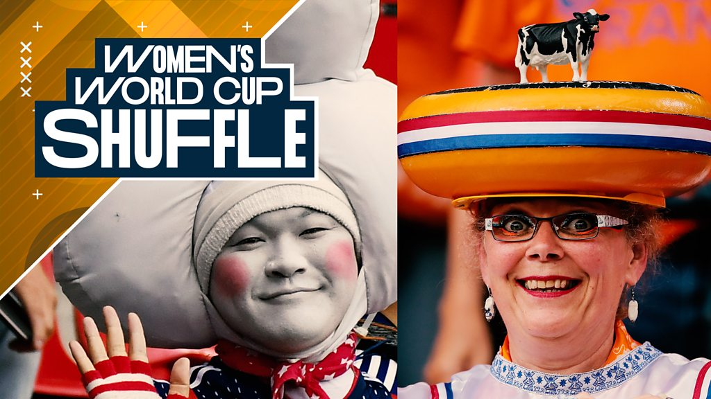 Women's World Cup 2019: Bizarre fan outfits, Japanese heartache & more as Italy & Netherlands go through
