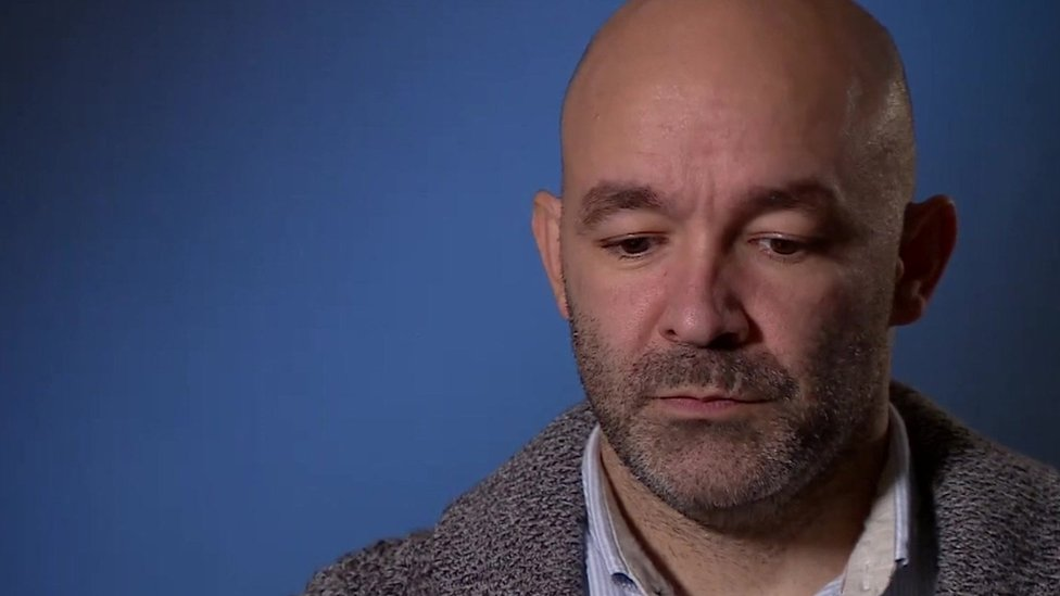 Grenfell father: 'I thought I'd lost my family'