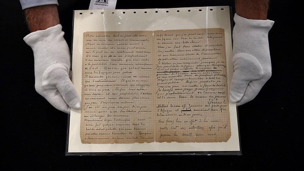 Pismo Van Goga i Gogena