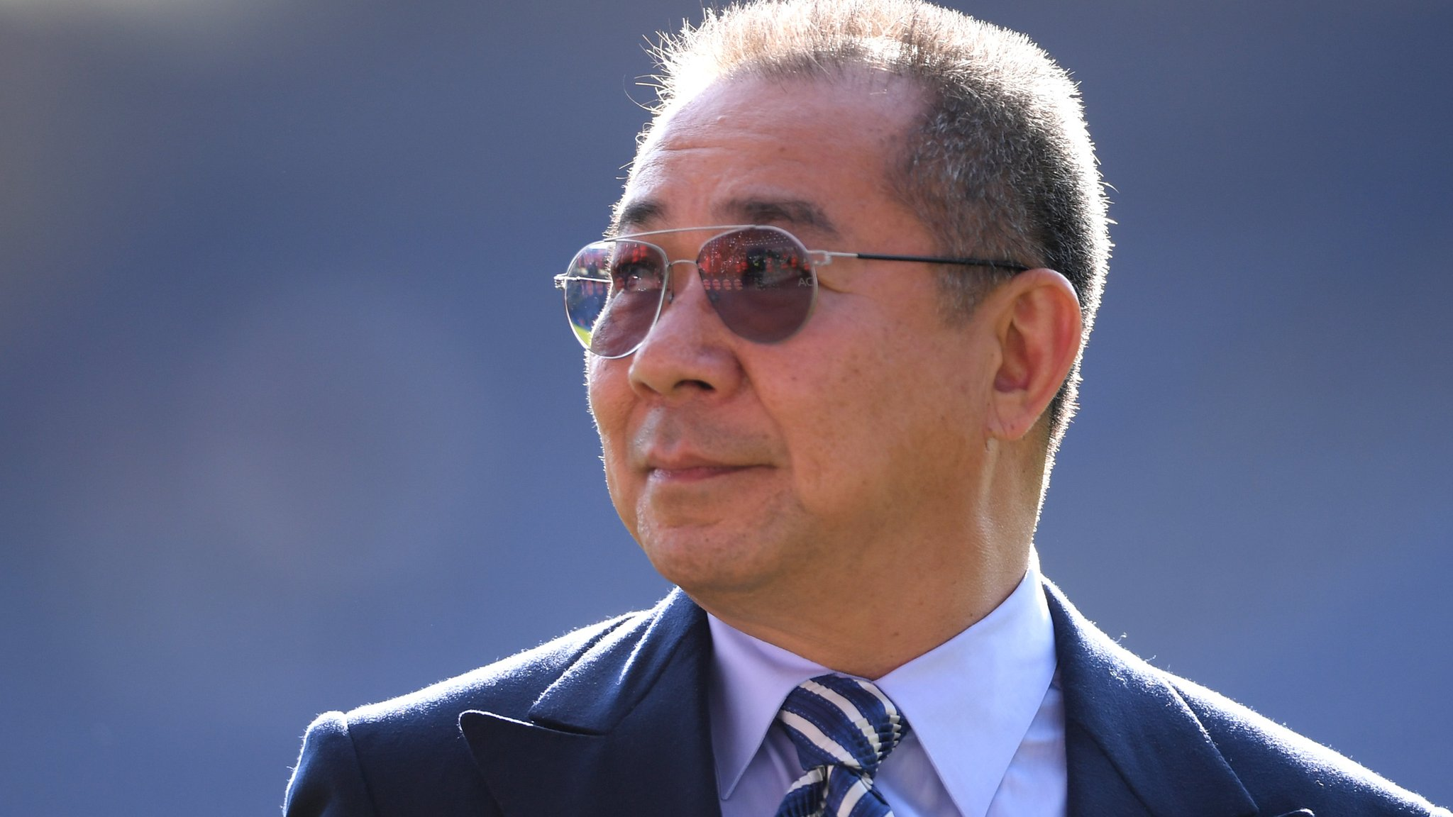 Vichai Srivaddhanaprabha: Leicester City chairman to be honoured with statue
