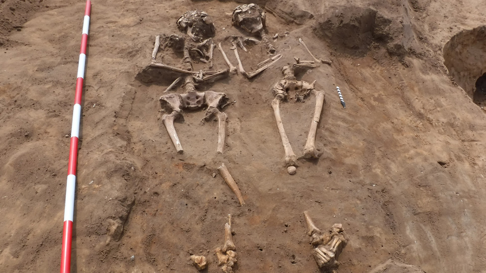 Roman cemetery found at North Lincolnshire building site