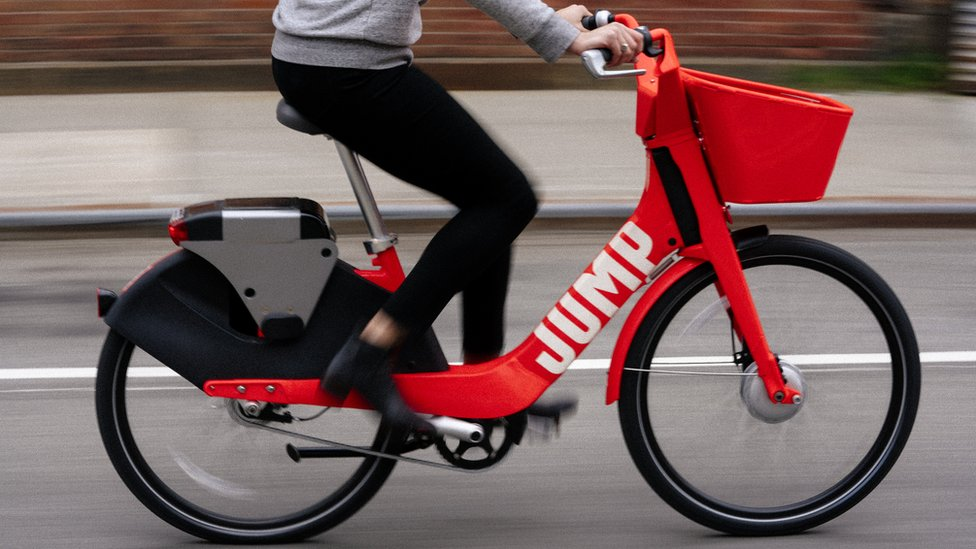 Uber 'to focus on bikes over cars'